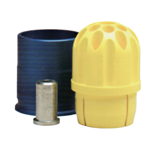 Def-Tec 250-Shot Sponge Round Training Kit