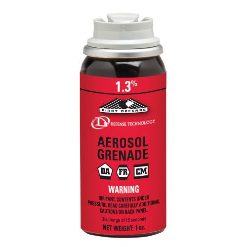 Def-Tec 1.3% 1oz. Aerosol Grenade-Fogger