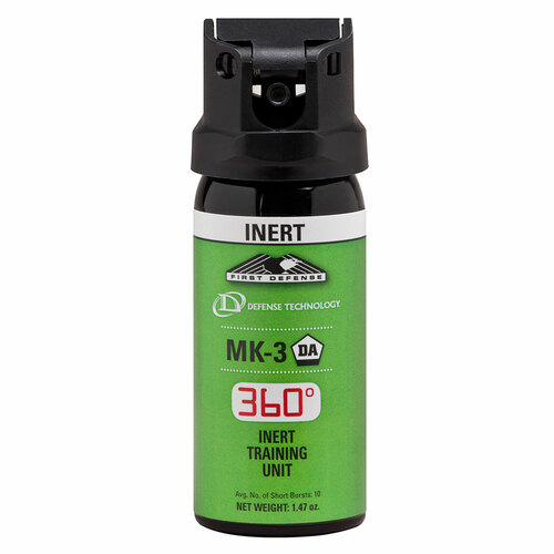 Def-Tec MK-3 First Defense Inert 360