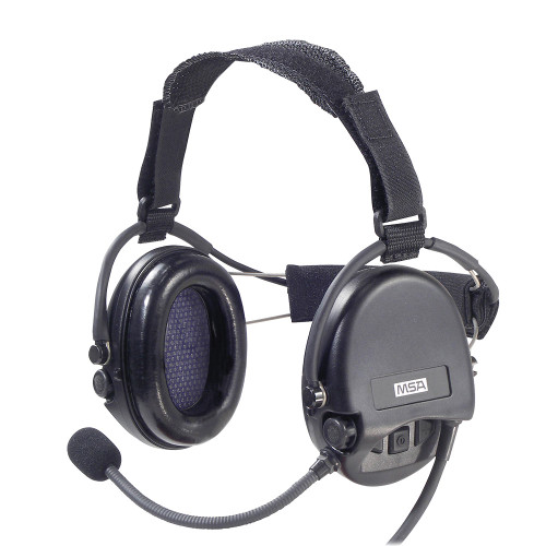 MSA Supreme Pro Headset - Mic On Left