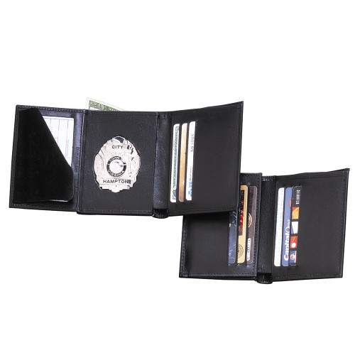 Strong Hidden Badge/Credit Card Wallet