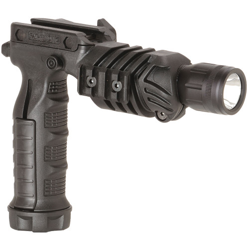 CAA Flashlight Holder/Grip Adapter