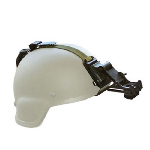 ITT Helmet Mount Assembly MICH. Strap or Bolt-On