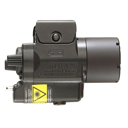 Streamlight TLR-4 Compact Rail Mounted Tactical Light w/Laser Sight