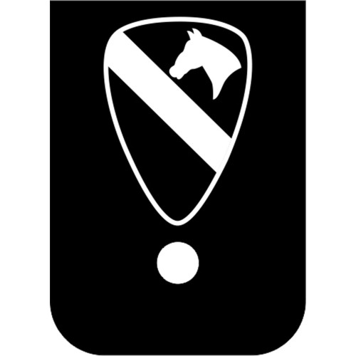 Bastion Magazine Base Plate - Cavalry
