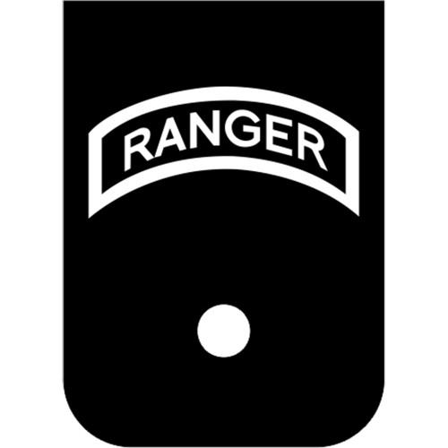 Bastion Magazine Base Plate - Ranger