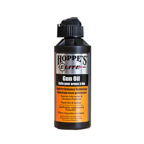 Hoppes Elite 2oz Gun Oil Bottle