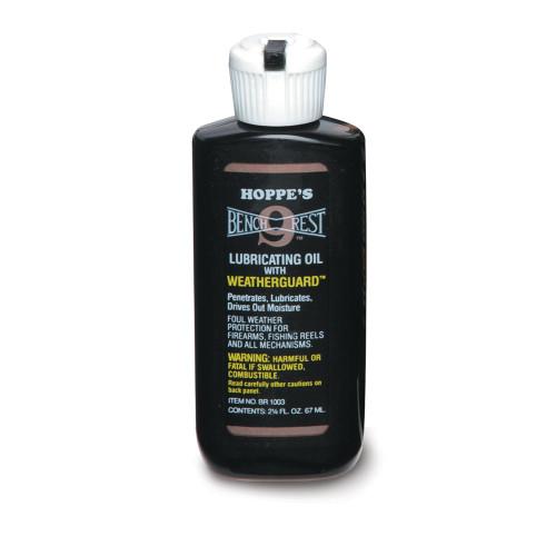 Hoppes 2.25oz Lubricating Oil Bottle