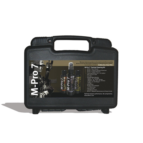 Uncle Mike's M-Pro 7 Tactical Cleaning Kit