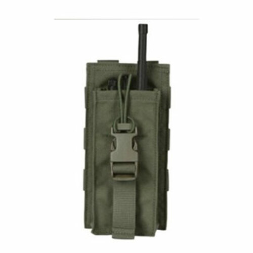 Protech Universal Radio Pouch w/ Bungee Closure