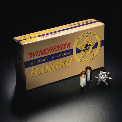 Winchester Ranger 9mm 124gr +P T-Series - Law Enforcement Only