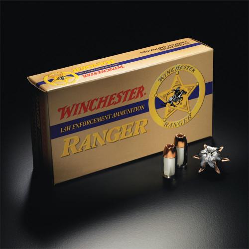 Winchester Ranger 9mm 127gr+P+ T-Series - Law Enforcement Only