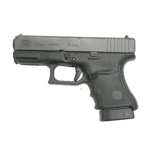 GLOCK 30 Gen4 .45 Compact Pistol w/Glock Night Sights
