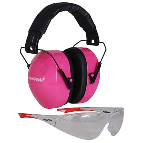 Champion Target Eyes & Ears Combo - Pink