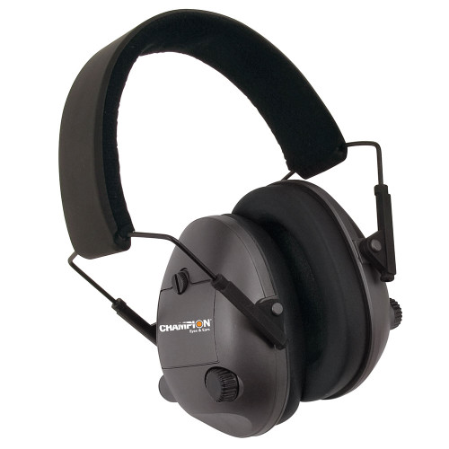Champion Target Ear Muffs - Electronic