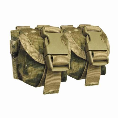 Condor Double Frag Grenade Pouch - Multicam