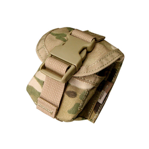Condor Single Frag Grenade Pouch - Multicam