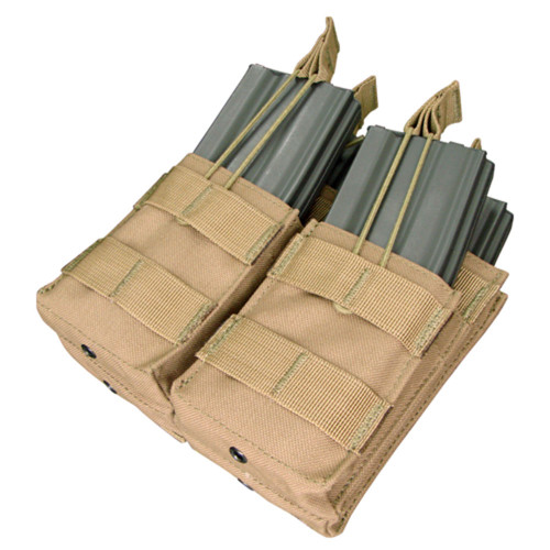Condor Double Stacker M4 Mag Pouch