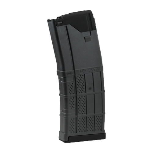 Lancer L5AWM 30 Round Magazine - Opaque Black