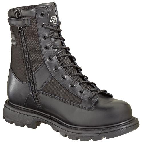 """Thorogood Men's 8"""" Trooper Side Zip Boot"""