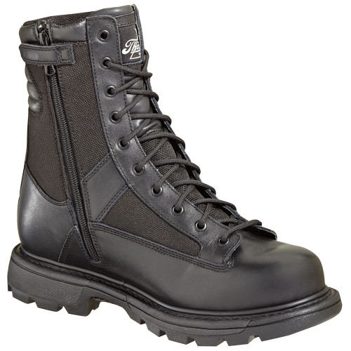"Thorogood Women's 8"" Trooper Side Zip Boot"