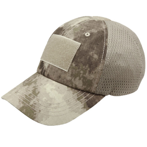 Condor Mesh Tactical Cap - One Size - A-Tacs