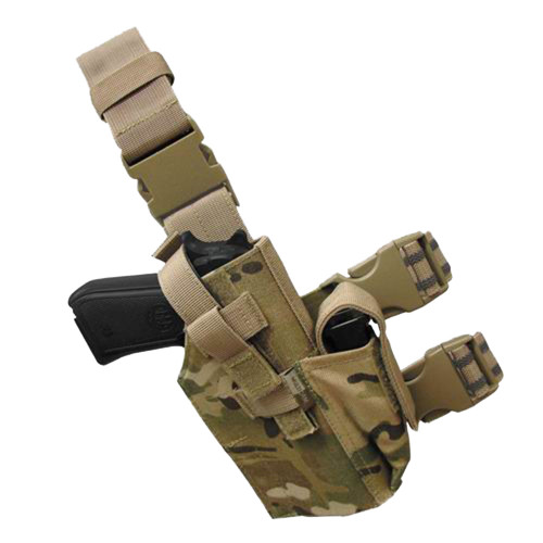 Condor Tactical Leg Holster - Multicam