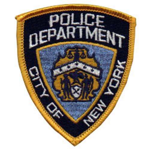 Emblem NYPD Shoulder Patch