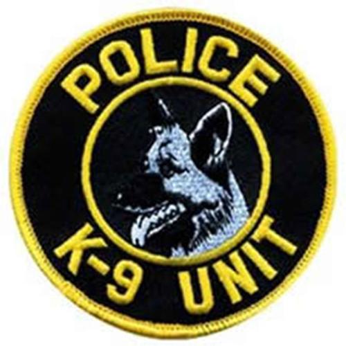 Emblem Police K-9 Patch