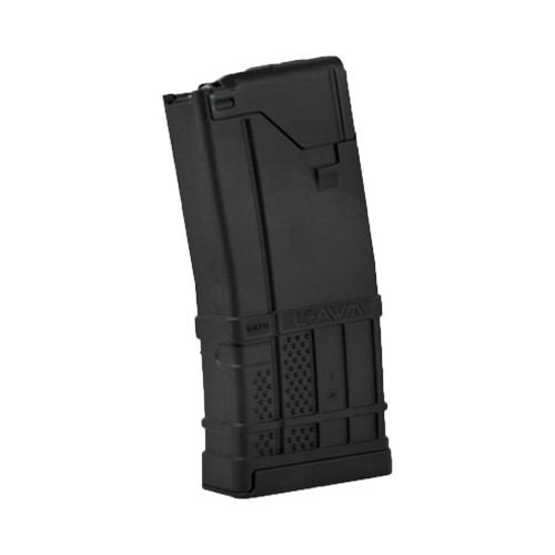 Lancer L5AWM 20rd Magazine - Opaque Black