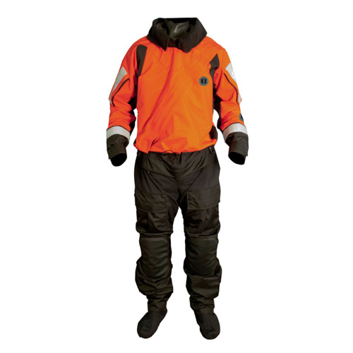 Mustang Survival Sentinel Boat Crew Dry Suit - Drop Seat
