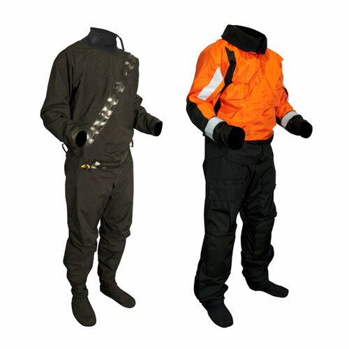 Mustang Survival Heavy Duty Boat Crew Dry Suit