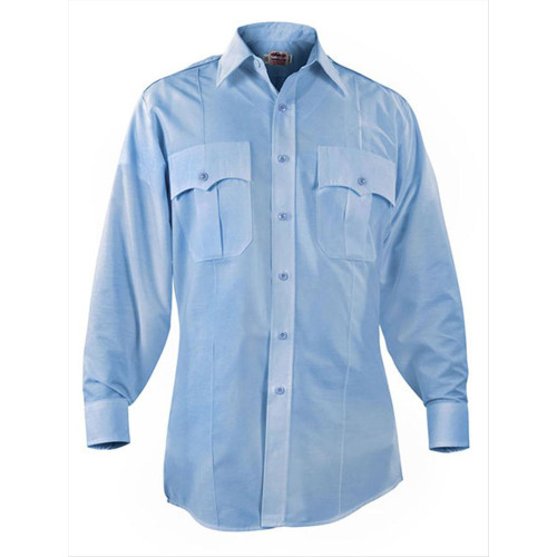 Elbeco Men's Paragon Plus Shirt - Long Sleeve