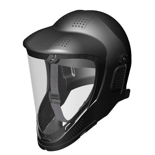UTM NLTA Helmet w/Neck Protector