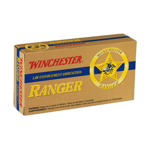 Winchester Ranger 9mm 124gr Full Metal Jacket - Law Enforcement Only