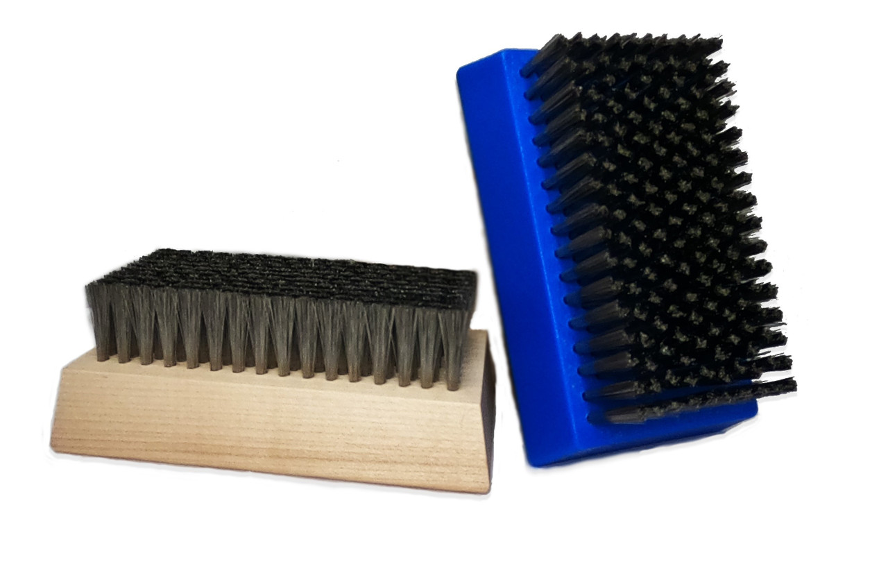 Anilox Brush, Stainless(Plastic Handle .005 Out of Stock until November 12)