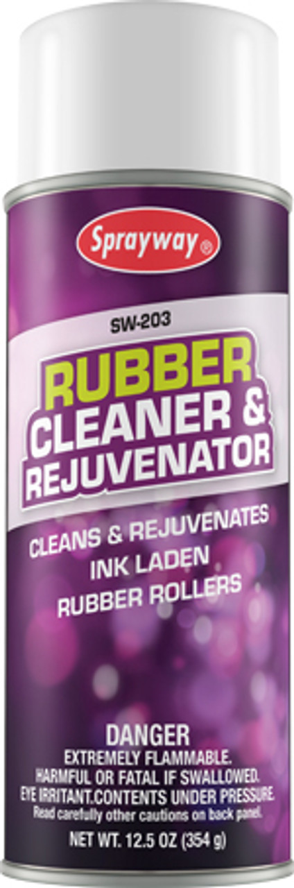 Rubber Cleaner, SPRAYWAY SW203