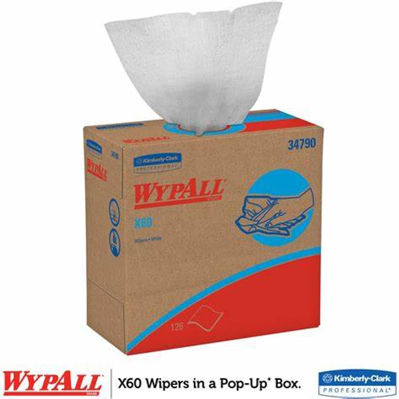 Wypall X60 Cloths