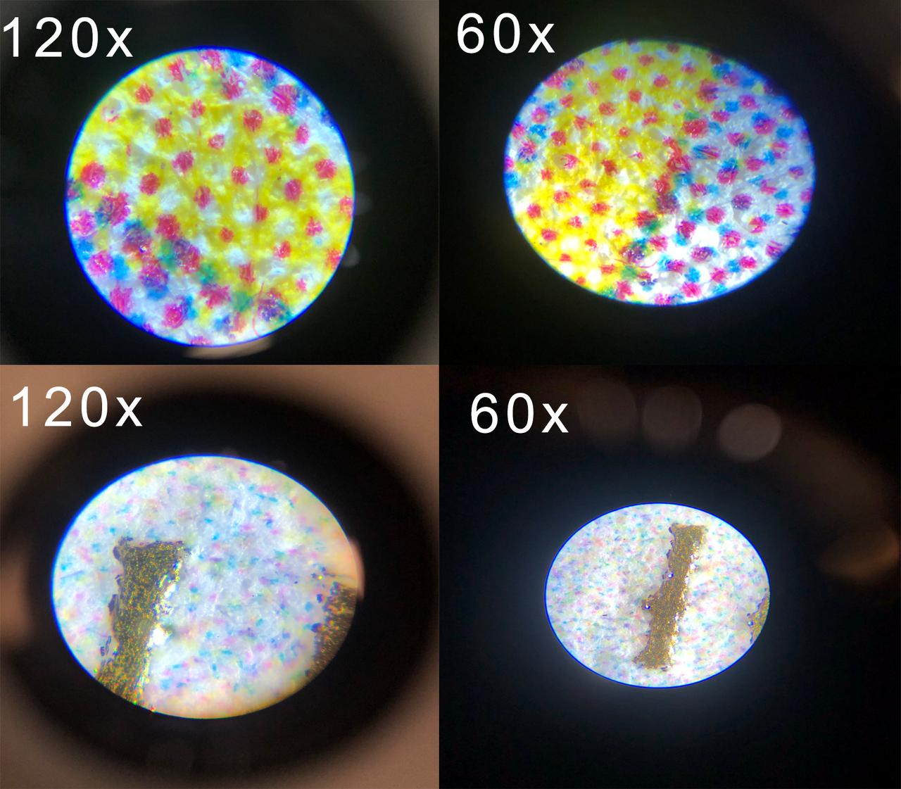 MicroBrite™  Plus 60x-120x LED Lighted Pocket Microscope
