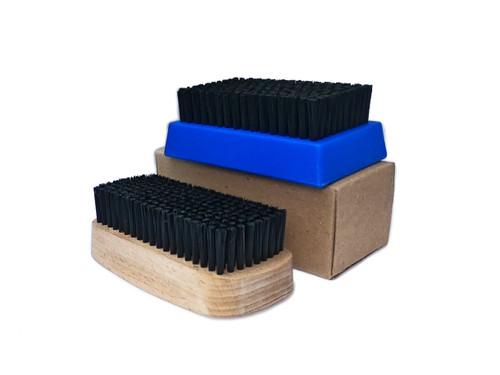 Brush, Nylon (hardwood or plastic handle)