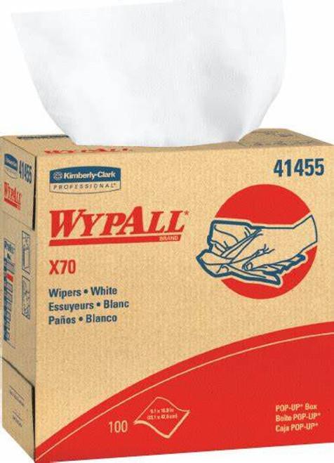 Wypall X70 Cloths