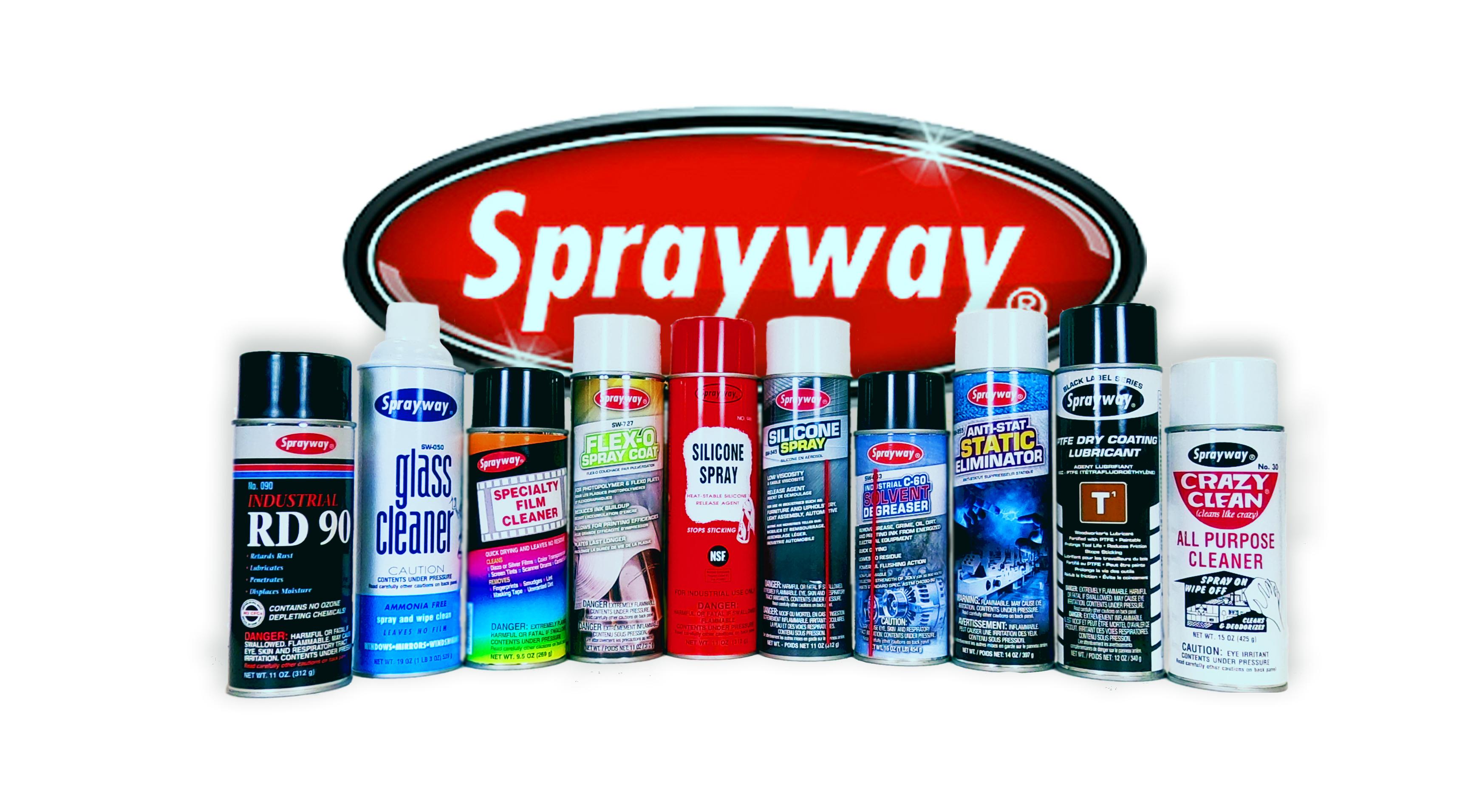 Sprayway Product