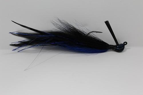 Black and Blue Holy Joe