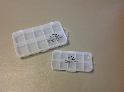 10 Compartment Fly / Jig Boxes