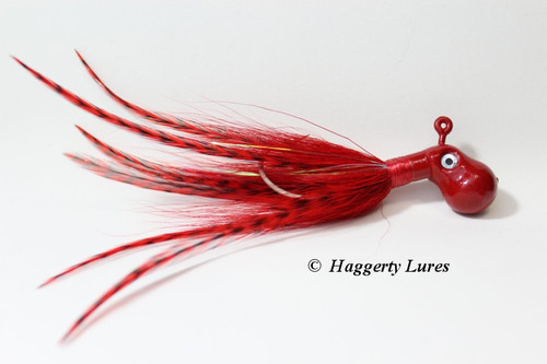 Red Grizzly Cobia Jig