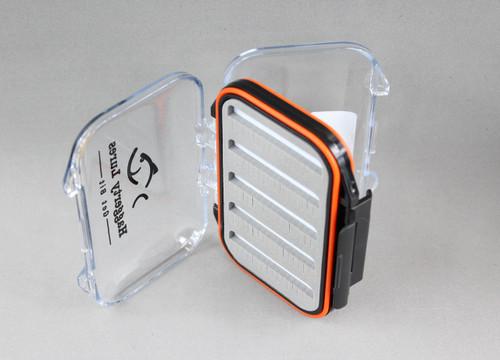 Double sided Waterproof ABS Fly Box - open