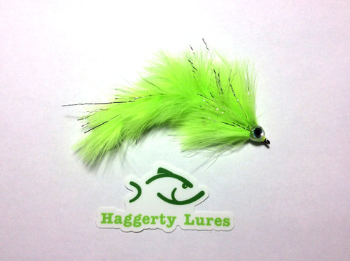 Marabou Game Changer - Chartreuse