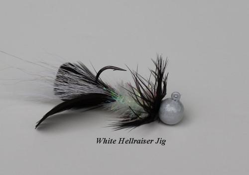 Black and White Pearl Hellraiser jig