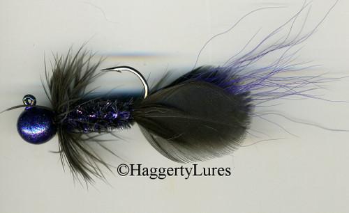 Black and Purple Hellraiser jig