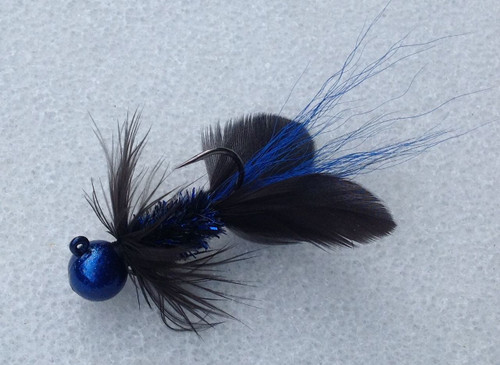 Black and Blue Hellraiser Jig